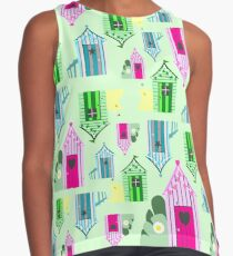 Shed love  Contrast Tank