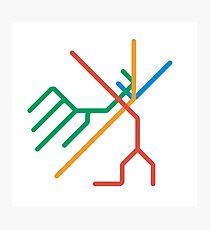 Mini Metros - Boston, United States Photographic Print