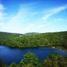 Lac Sacacomie by Yannik Hay