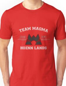 Team Magma Unisex T-Shirt