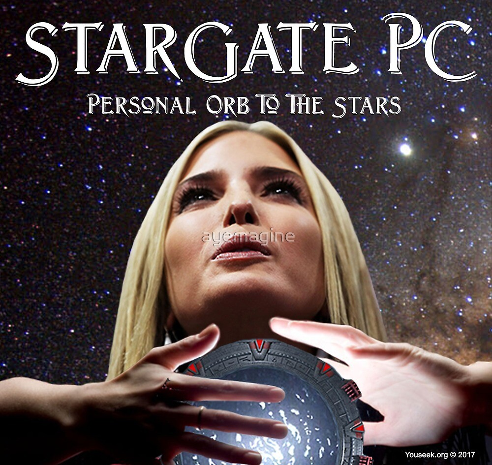 Stargate PC: Personal Orb by ayemagine