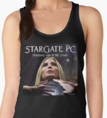 Stargate PC: Personal Orb Women's Tank Top