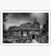 Folkington Church Sticker