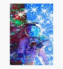 Astronaut dimensions Photographic Print