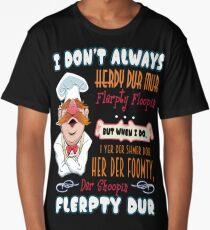 Swedish Chef quote Long T-Shirt