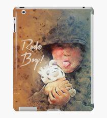 Rude Boy 2 iPad Case/Skin