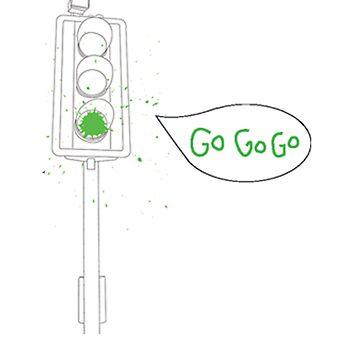 GO GO GO by kayleighsparks