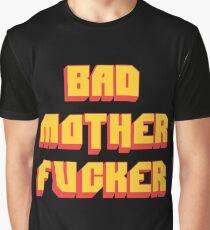 Pulp Fiction Bad MoFo Graphic T-Shirt
