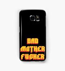 Pulp Fiction Bad MoFo Samsung Galaxy Case/Skin