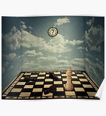 mystic chess room Poster