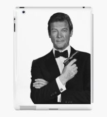 Bond iPad Case/Skin