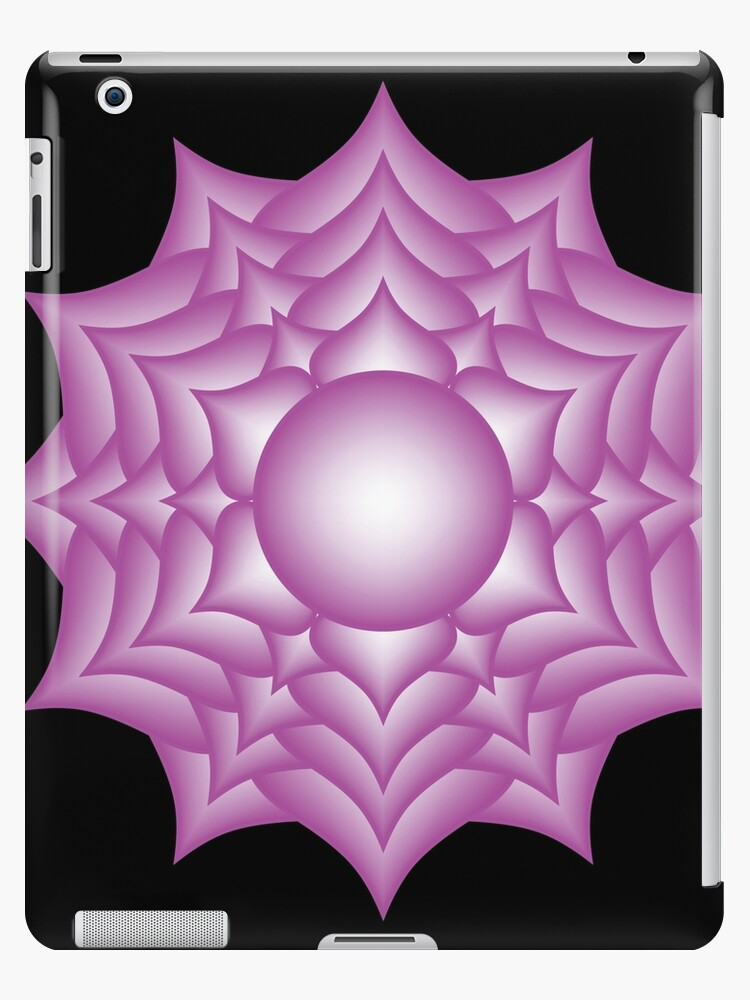 Sahasrara Chakra - 2008  by Infinite Path  Creations