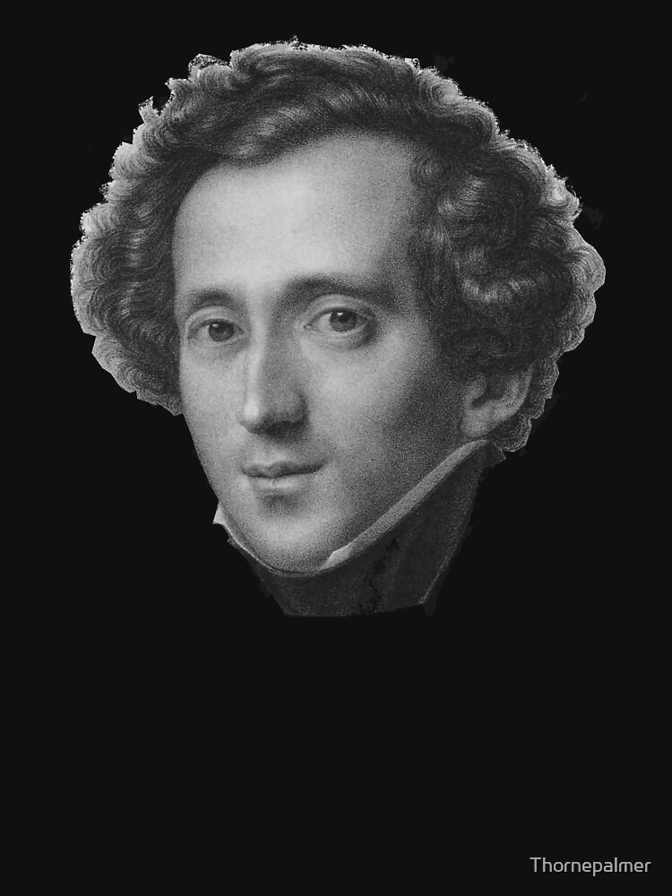 Felix Mendelssohn by Thornepalmer