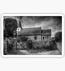 Litlington Church Sticker
