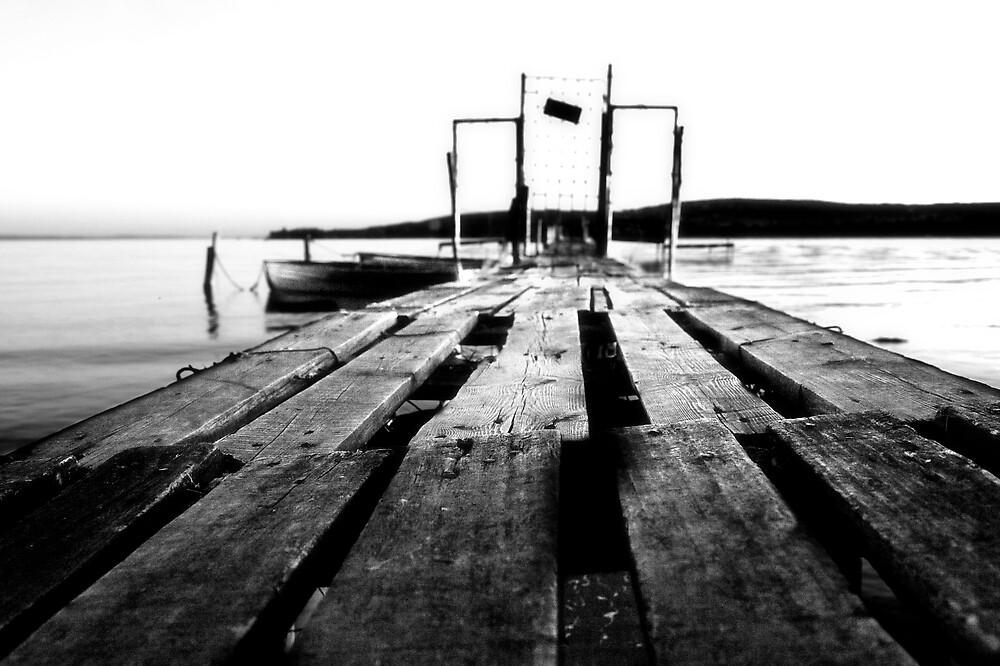 dead-end by Csaba Jekkel