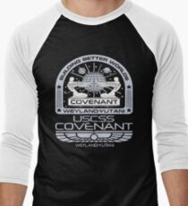 Alien Covenant mission - uscss covenant T-Shirt