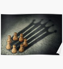 the pawns crown Poster