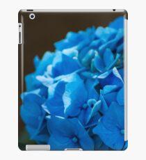 Blue Pedals iPad Case/Skin