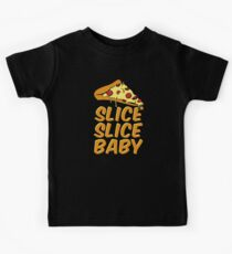 Pizza Slice Slice Baby Kids Tee