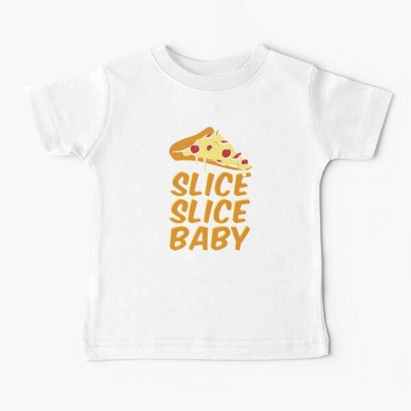 Pizza Slice Slice Baby Baby T-Shirt