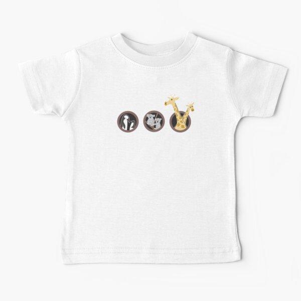 Noah's Ark Side 1 Baby T-Shirt