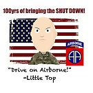 82nd 100th Anniversary by 1SG Little Top