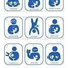 Breastfeeding It Takes All Kinds by PraeclarusPress