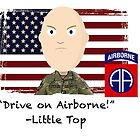 Drive on Airborne-82nd by Josh King