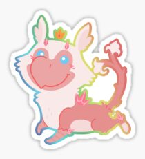 Squeethong Sticker