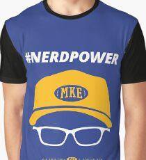 EricSogard - #NERDPOWER Graphic T-Shirt