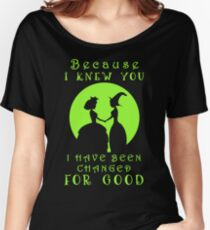 Wicked. Wicked Musical Quotes. Women's Relaxed Fit T-Shirt