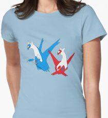 Eon Pokémon Womens Fitted T-Shirt