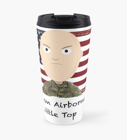Drive on Airborne-82nd Travel Mug