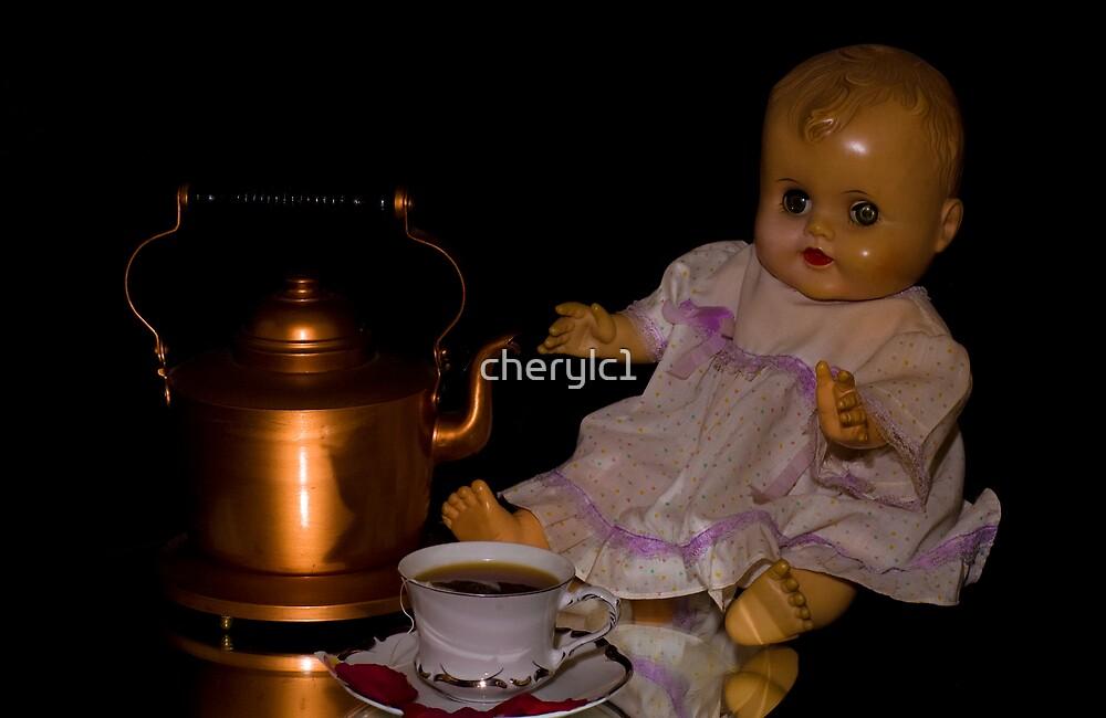 Tea Time by cherylc1