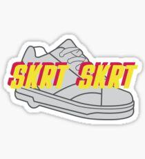 SKRT SKRT Sticker