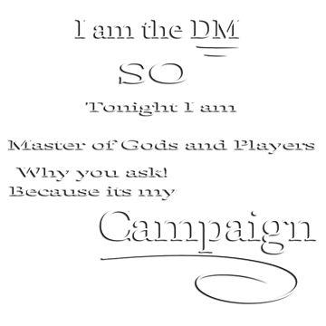 Master DM by Shadowrun312