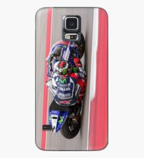 Jorge Lorenzo at Circuit Of The Americas 2014 Case/Skin for Samsung Galaxy