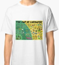 The Map of Chemistry Classic T-Shirt