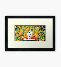 Petal Framed Print