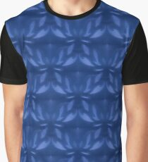 Blue Fire Graphic T-Shirt