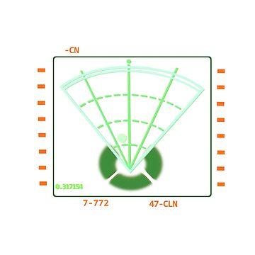 Alien radar by cragnoters