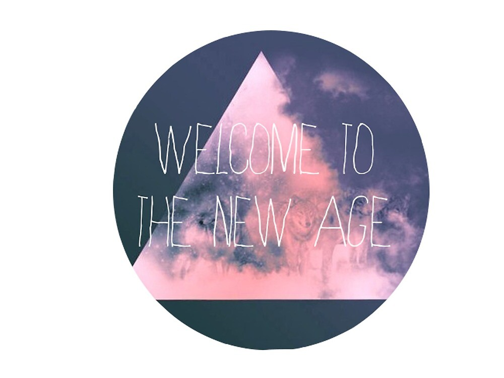 Welcome to the new age by PierJoe