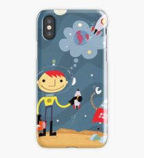 Rocket Rocks!! iPhone Case/Skin