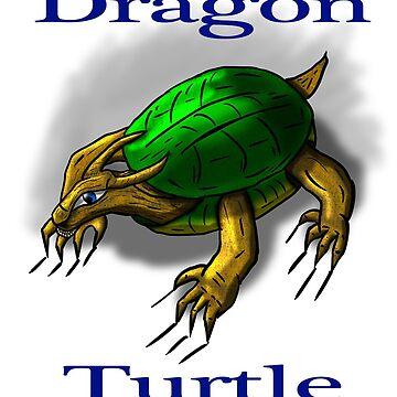 Dragon Turtle by Shadowrun312