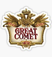 Großer Komet von 1812 Sticker
