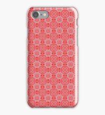 Floral Summer Pattern iPhone Case/Skin