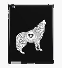Spirit of the Wolf - Wolves Totem iPad Case/Skin