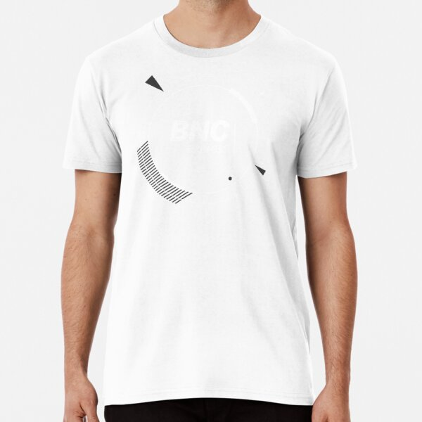 BNCexpress - Space Logo Premium T-Shirt