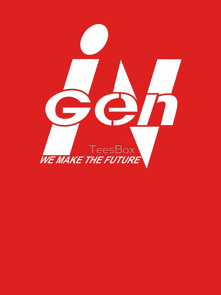 InGen: We Make The Future by TeesBox