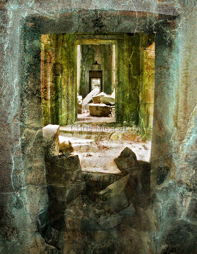 Preah Khan by Chris Muscat